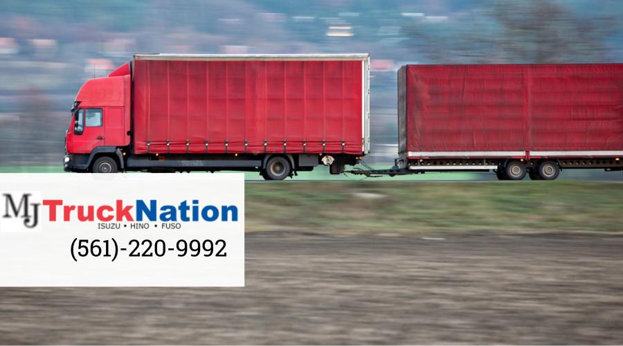 Fuso Crew Cab Box Truck - Crew Cab Box Truck - Order today